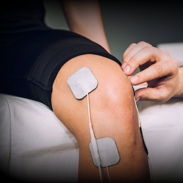 Electric Muscle Stimulation Chiropractic Care